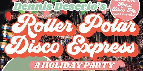 Roller Polar Disco Express Holiday Skate Party  at United Skates tickets