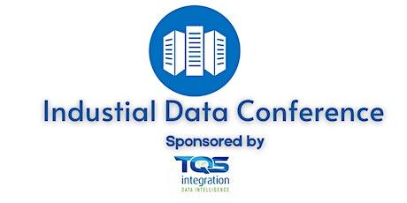 Industrial Data Conference Online biglietti
