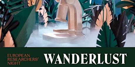 Observadores científicos: misión Wanderlust Ei14Z entradas