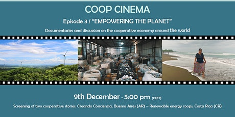 "Coop cinema | Episode 3 ""Empowering the planet"" tickets"
