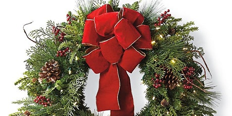 Holiday Wreath DIY Floral Arranging Class tickets