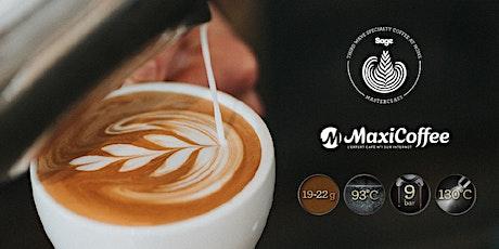 Masterclass en ligne Sage Appliances x Maxicoffee (Français) billets