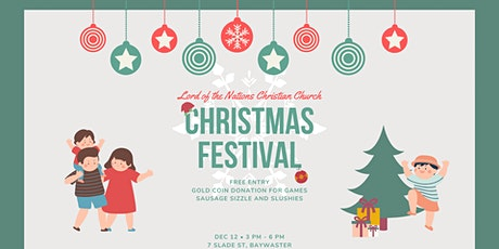 Christmas at LNCC tickets