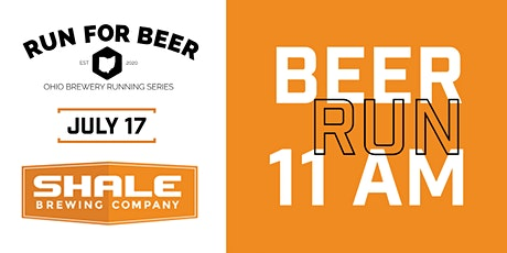 Beer Run - Shale Brewing | 2021 Ohio Brewery Running Series tickets