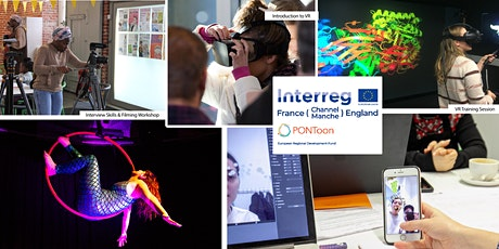 PONToon Virtual Symposium: Digital Innovation and Female Empowerment tickets