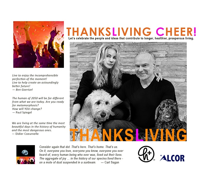 ThanksLiving Soiree image