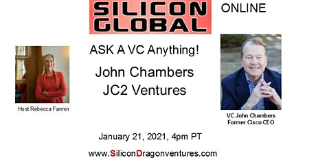 Ask VC John Chambers Anything! tickets