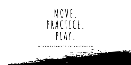 Movement Practice Amsterdam - Ido Portal Method tickets