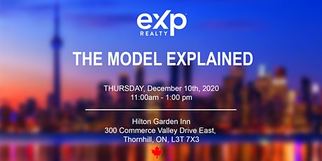 The eXp Model Explained LIVE in Person tickets