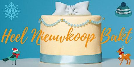 Heel Nieuwkoop Bakt - voorrondes - De Bende Nieuwveen tickets