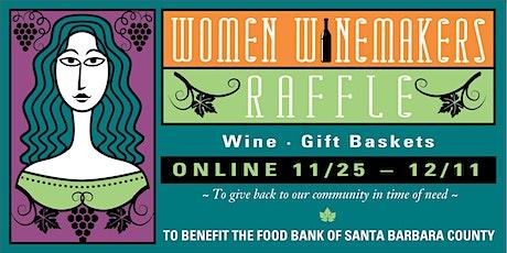 Women Winemakers Benefit  for the Foodbank tickets