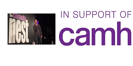PCUC Comedy Happy Hour - Supporting CAMH & Featuring Leonard Chan tickets