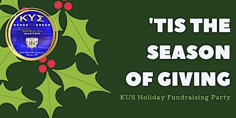 Kappa Upsilon Sigma Alumnae Chapter Holiday Fundraising Party tickets