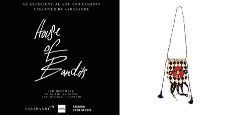 Fashion Open Studio with  Cecily Ophelia  and Kamums at House of Bandits tickets