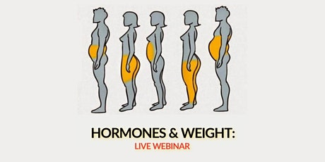 Special Webinar Event: Hormone Imbalance & Weight Loss tickets