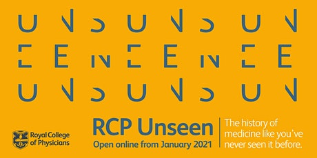 RCP Unseen: digital launch tickets