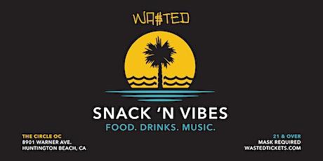 Snack 'N Vibes w/ Techno - Friday November 27 tickets