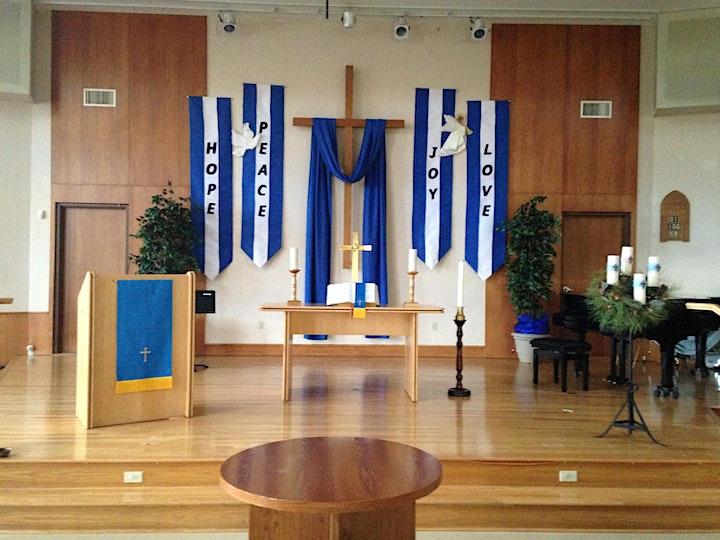 Westminster United Church Sunday Worship image