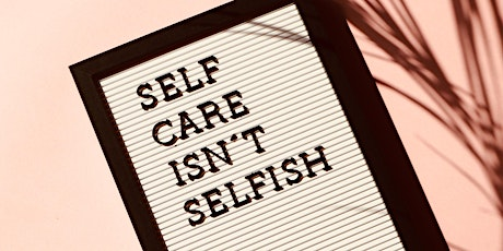 Carer wellbeing: Self care tickets