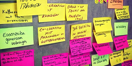 Design Thinking (digital) erleben Tickets