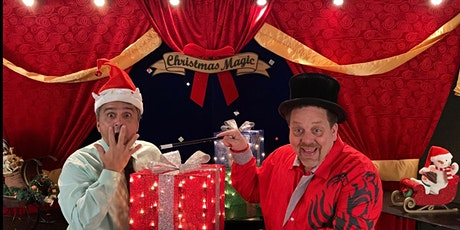 7PM - The Magic & Mysteries Of Christmas with a live Santa Visit. 12/20/20 tickets