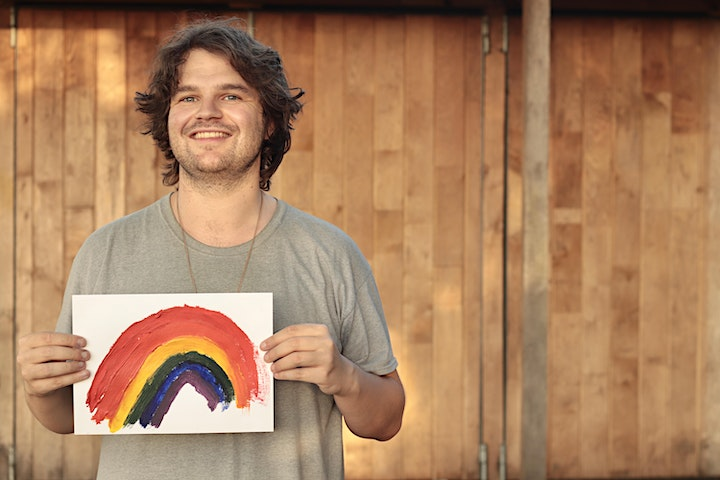 Creative Community Workshop on shared histories of the rainbow image