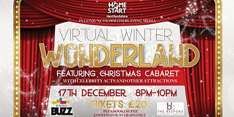 Winter Wonderland -Featuring Christmas cabaret & other festive activities tickets