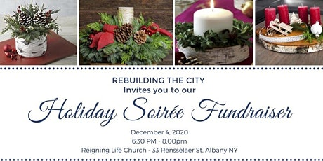 Holiday Soirée Fundraiser tickets