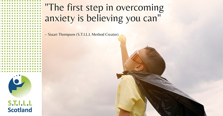 Anxiety Coaching with S.T.I.L.L Scotland image