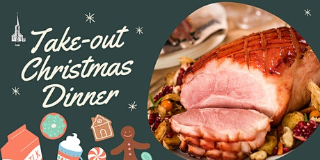 St. John's Take-out Christmas Dinner (and a show!) tickets