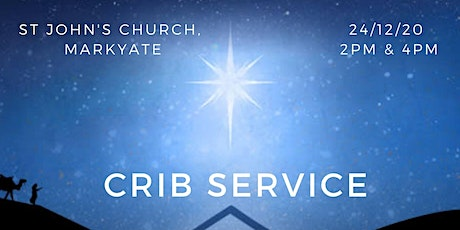 2pm Markyate & Flamstead Christmas Eve Crib Service tickets