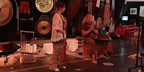 Klankconcert door Ruth Pos & Karin de Bie - december - middagvoorstelling tickets