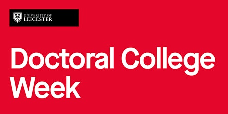 Doctoral College Week: Cafe Research tickets
