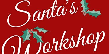 Santa's Dance Workshop tickets