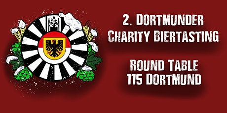 2. Dortmunder Charity Biertasting - digital Ruhrpott Edition Tickets