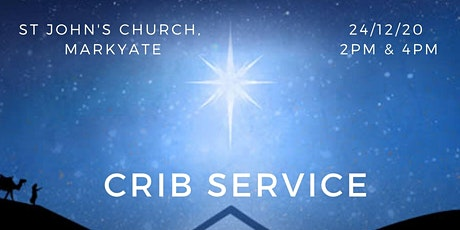 4pm Markyate & Flamstead Christmas Eve Crib Service tickets