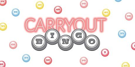 Carryout Bingo tickets