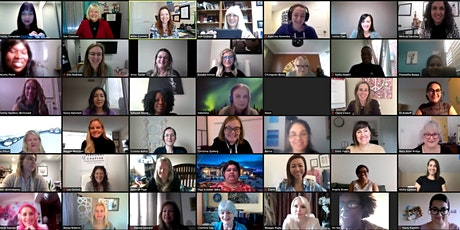 Virtual Networking for Professional Women tickets