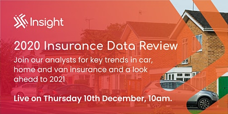 2020 Insurance Data Review tickets