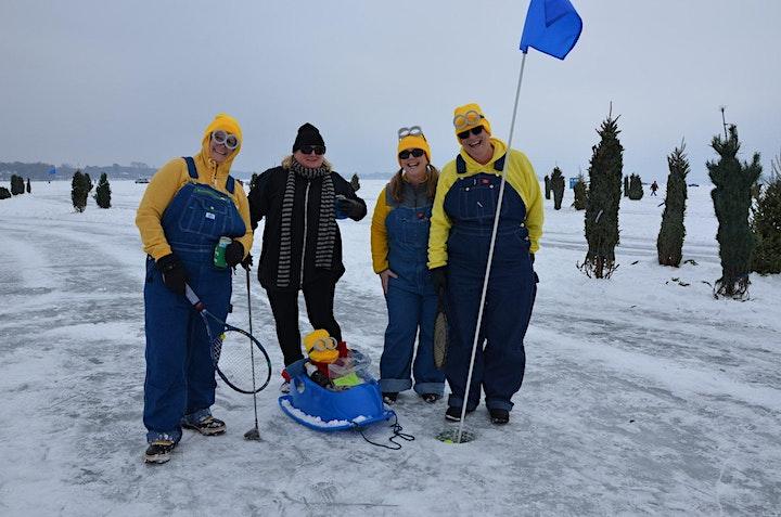 BEAR'ly Open XIV - Golf on Ice - 2021 image