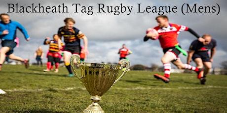 Saturdays NCR Blackheath Tag Rugby Men's League SE London Win'21 tickets