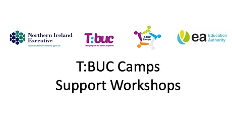 T:BUC Camps Support Workshops tickets
