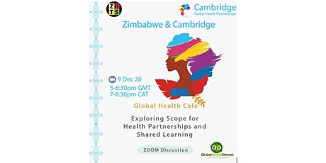 Global Health Café tickets