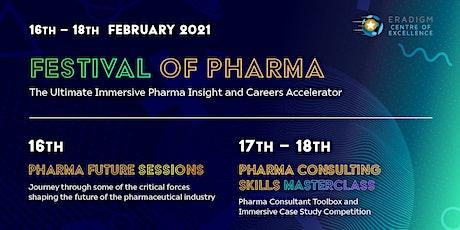The Eradigm Festival Of Pharma- February 2021 tickets
