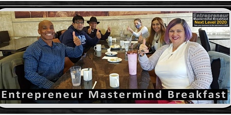 Entrepreneur Mastermind Breakfast tickets