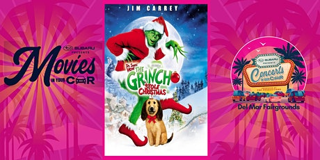 How the Grinch Stole Christmas  -SUBARU Presents Movies In Your Car DELMAR tickets