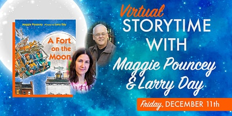Storytime with Maggie Pouncey & Larry Day tickets