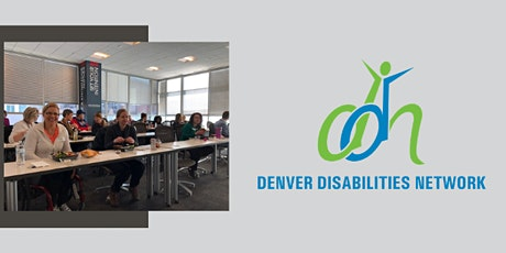 Denver Disabilities Network—Dec 2020 tickets