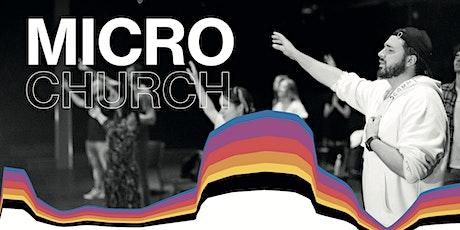 HILLSONG CHURCH ZÜRICH // MICRO CHURCH 17:00 (ENG) Tickets