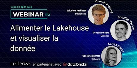 Alimenter le Lake House et visualiser les données billets